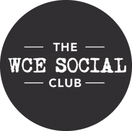 wce social club logo