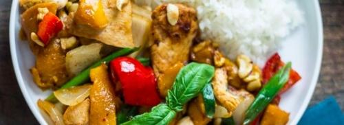 3ce323df95190412423c6b3af70b2a63--chicken-stir-fry-thai-chicken