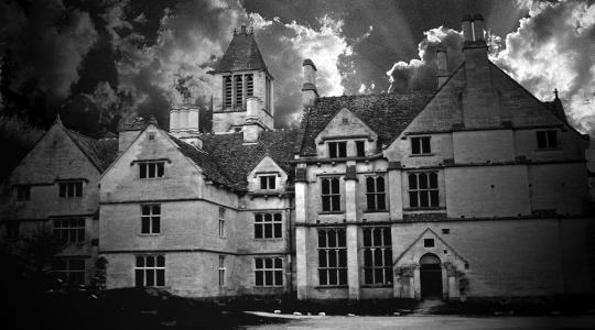 Haunted places in the UK - Halloween - woodchester_mansion